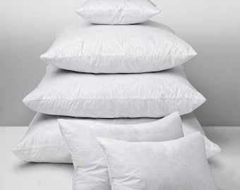 Pillow Inserts / Pillow Cover Inserts / Pillow Forms / Polyester Pillow  Forms / Indoor U0026
