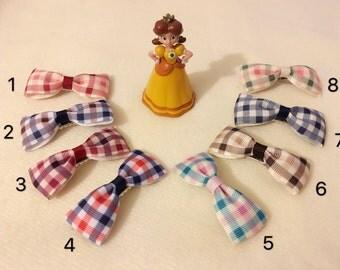 Nice bow hair Barrette handmade for little girls