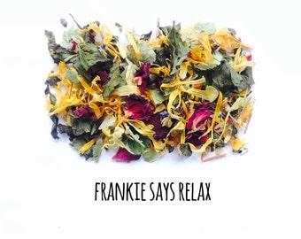 Frankie Says Relax - Test Tube Tea