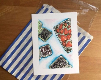 Summer Flavours - Print