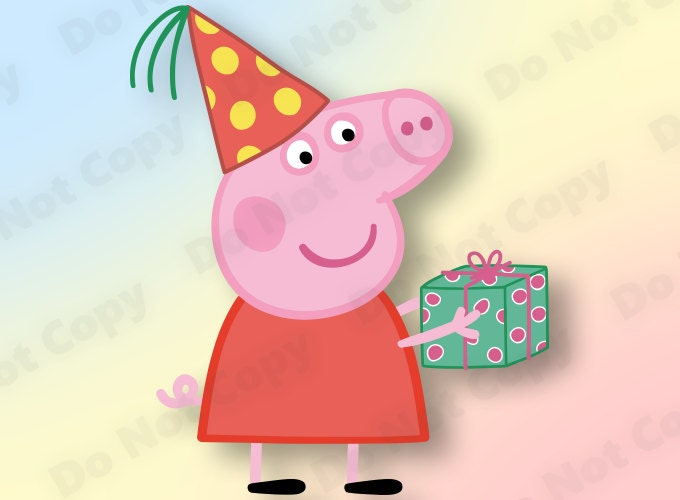 Peppa Pig Clipart - eClip Art