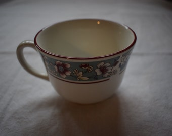 2 Custom Teacup Candles