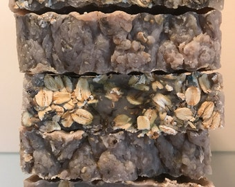 Naked Oats, 100% All Natural, Vegan, Handmade Soap