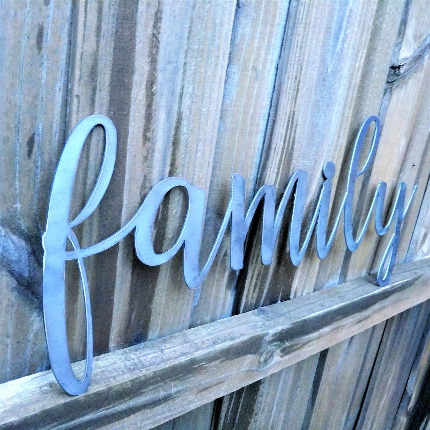 Metal family sign the word family family sign metal words metal gallery photo gallery photo gallery photo gallery photo gallery photo amipublicfo Gallery