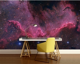Galaxy wall mural, ceiling wallpaper, nebula wall mural, ceiling wallpaper, STAR wall DECAL, space star wall mural, ceiling wall mural