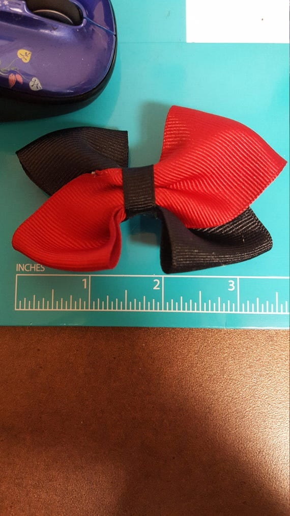 Two Colored Bow