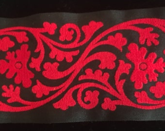 Trim - Gothic  - Embroider your own