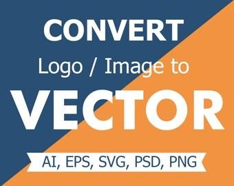 Vector Conversion, Vector Logo, Vectorize Logo, Raster To Vector, Vectorize Image, Vector Illustration, Custom Illustration, Logo Redesign