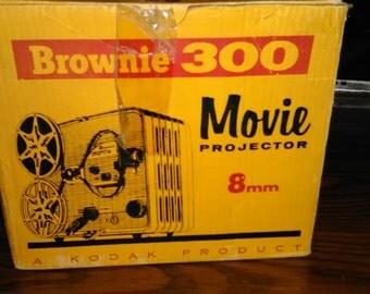 Kodak brownie 300 projector