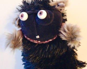 Original Gaston monkey puppet