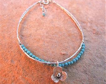 Sterling Silver bracelet. Silver Jewelry. Ethnic Jewelry. Silver bracelet. Silver jewelry. Ethnic bracelet. Ethnic jewelry.