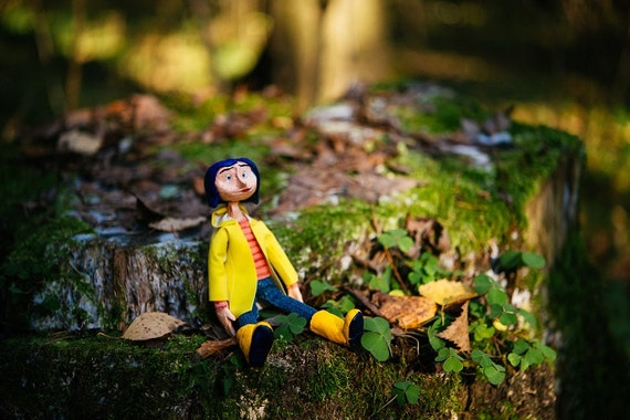 Coraline doll toy