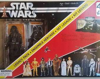 Star Wars Darth Vader 40th Anniversary Legacy Pack