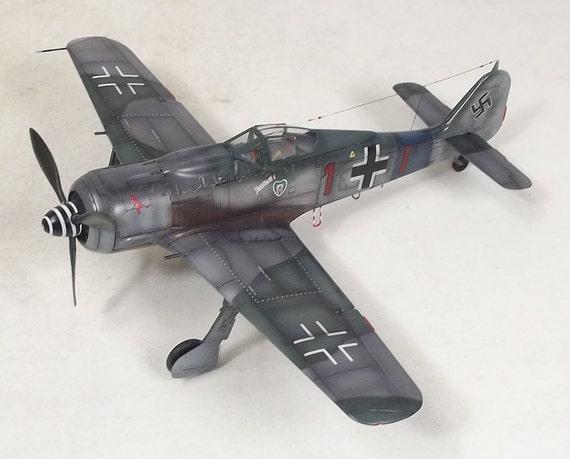 1/48 Built FW 190