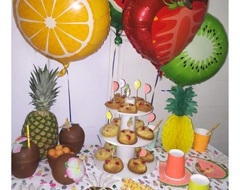 Tropical Paradise Party Kit