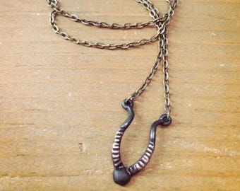 Gazelle Antler Necklace