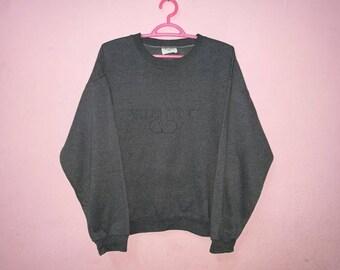 Rare!! Vintage Valentino Spellout Pullover Jumper Sweatshirt