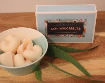 Soy Wax Melt Tarts, Orange and Bergamot
