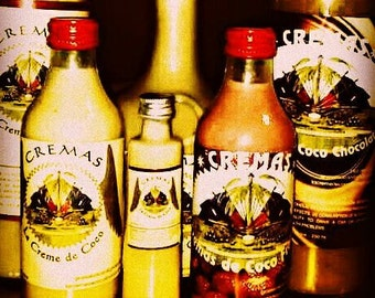 Cremas (Coconut Cream Beverages Flavor For All Events)