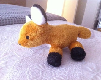 Fox Plush Pattern
