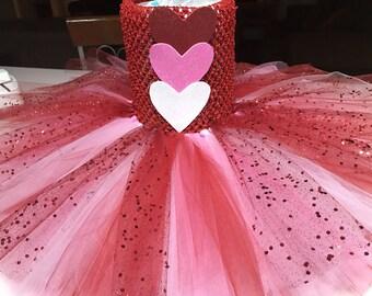 Valentines Day Tutu Dress