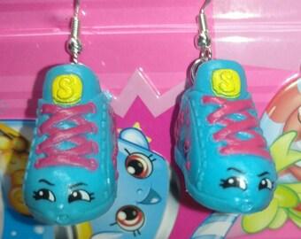 Shopkins shoe Earrings
