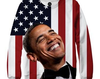iTrendy Barack Obama Sweater