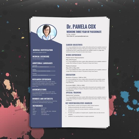 professional resume template cover letter par