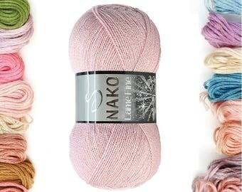 Nako lame fine, sequins yarn, acrylic yarn, fantasy yarn, soft yarn, lace yarn, crochet yarn, turkish yarn, wrap yarn, silvery yarn, nako
