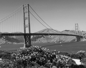 Golden Gate Bridge, San Francisco - Digital Download