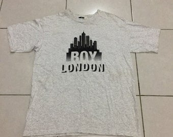 Vintage BOY LONDON shirt