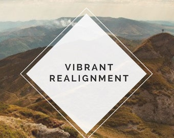 Vibrant Realignment 3 Month Package