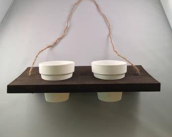 Hanging Pots-White