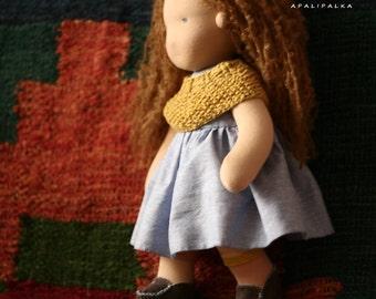 Waldorf doll Felicia