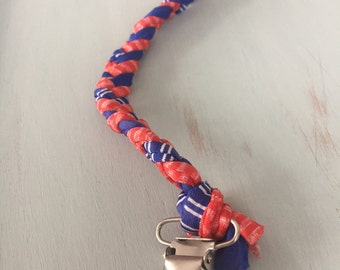 Pacifier Clip (nautical)