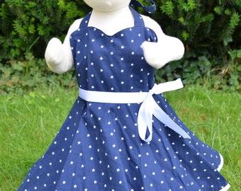 Flower girl petticoat dress star GR 80/86