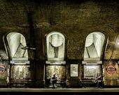 London photography, street photography, baker street station, London print, fine art photography, London photo, print, underground station