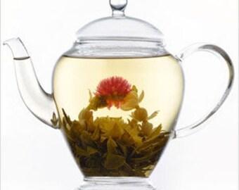 Free Shipping 3 Blooming Flower Teas Assorted Flowering Teas Set
