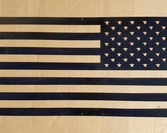 Assault Forward Flag Wall Hanging