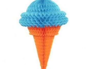 Honeycomb Tissue ice cream