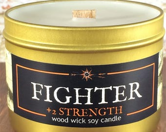 """FIGHTER Candle 