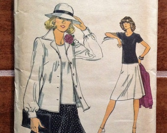 Very Easy Vogue Sewing Pattern #9137