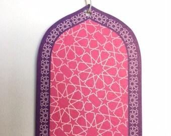 Oud Oudh Fragrance Card Freshener or Car Freshener Al Wisam