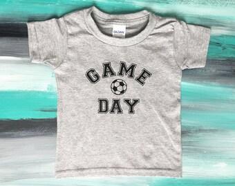 Game Day Soccer Shirt, Soccer Game Day shirt