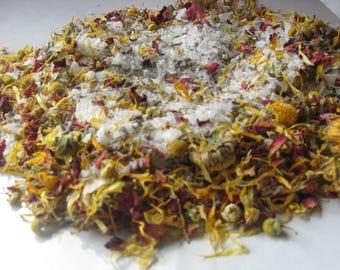 Aura Cleansing Herbal Bath Salts