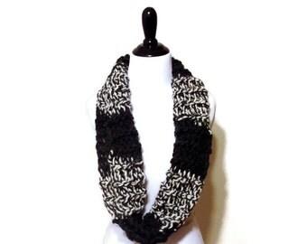 Eternity Scarf-Loop Scarf-Scarf Infinity Knit-Infinity Scarf-Knit Infinity Scarf-Chunky Knit Scarf-Circle Scarf-Infinity Scarf Knit