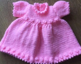 "Baby doll dress 15-18"" (38-46 cm)"