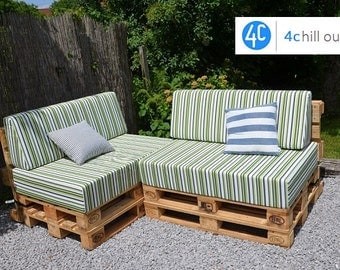 Cushion Cushions For Pallet Crate Chair Bench Furniture