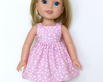 14.5  inch doll dress