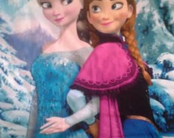 Frozen Sisters Crib/Toddler quilt